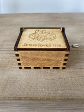 Load image into Gallery viewer, Music Box - Jesus Loves Me