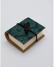 Load image into Gallery viewer, Charm - Leather Book