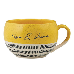 Mug - Rise & Shine (Faithworks)