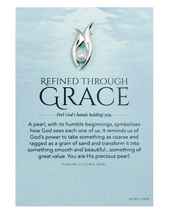 Refined through Grace