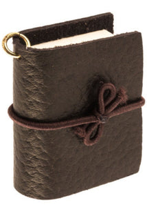 Charm - Leather Book