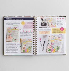 A Workbook Guide to Bible Journaling - Shanna Noel