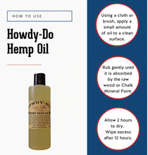 Load image into Gallery viewer, Howdy-Do Hemp Seed Oil (Dixie Belle)