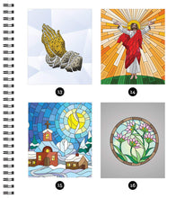 Load image into Gallery viewer, Sticker By Number - Bible (Brain Games)