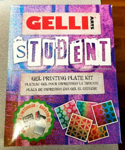 Load image into Gallery viewer, Student Gel Printing Plate Kit (Gelli Arts®)