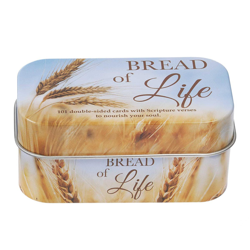 Bread of Life: 101 Promise Cards in a Tin