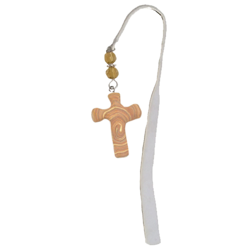 Bookmark - Clay Cross (Olive Wood Look)