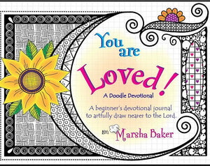 You Are Loved - A Doodle Devotional