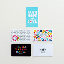 Load image into Gallery viewer, Paint Cards (Pack of 5 - Illustrated Faith)