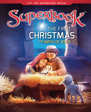 The First Christmas (Superbook)