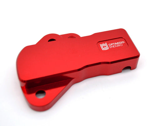 Optimized Enduro TPS Guard for 2021 GasGas 300 Red