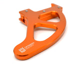 Optimized Enduro Rear Brake Disc Guard for 2004-2021 KTM Orange