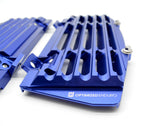 Husqvarna 250 radiator guards