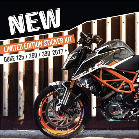 2020 Limited Edition RokON Graphic Kit KTM 390 Duke 2017-2020