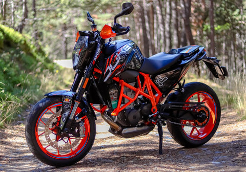 Bagoros Performance Graphics Kit KTM 690 Duke