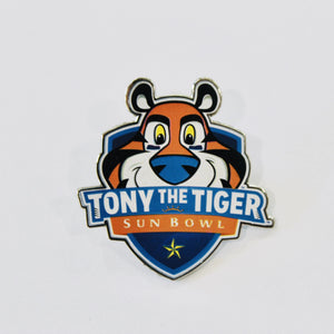 Sun Bowl Collectors Pin 2019