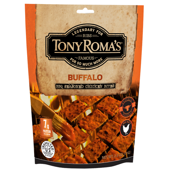 Tony Roma's Buffalo BBQ Chicken Bites