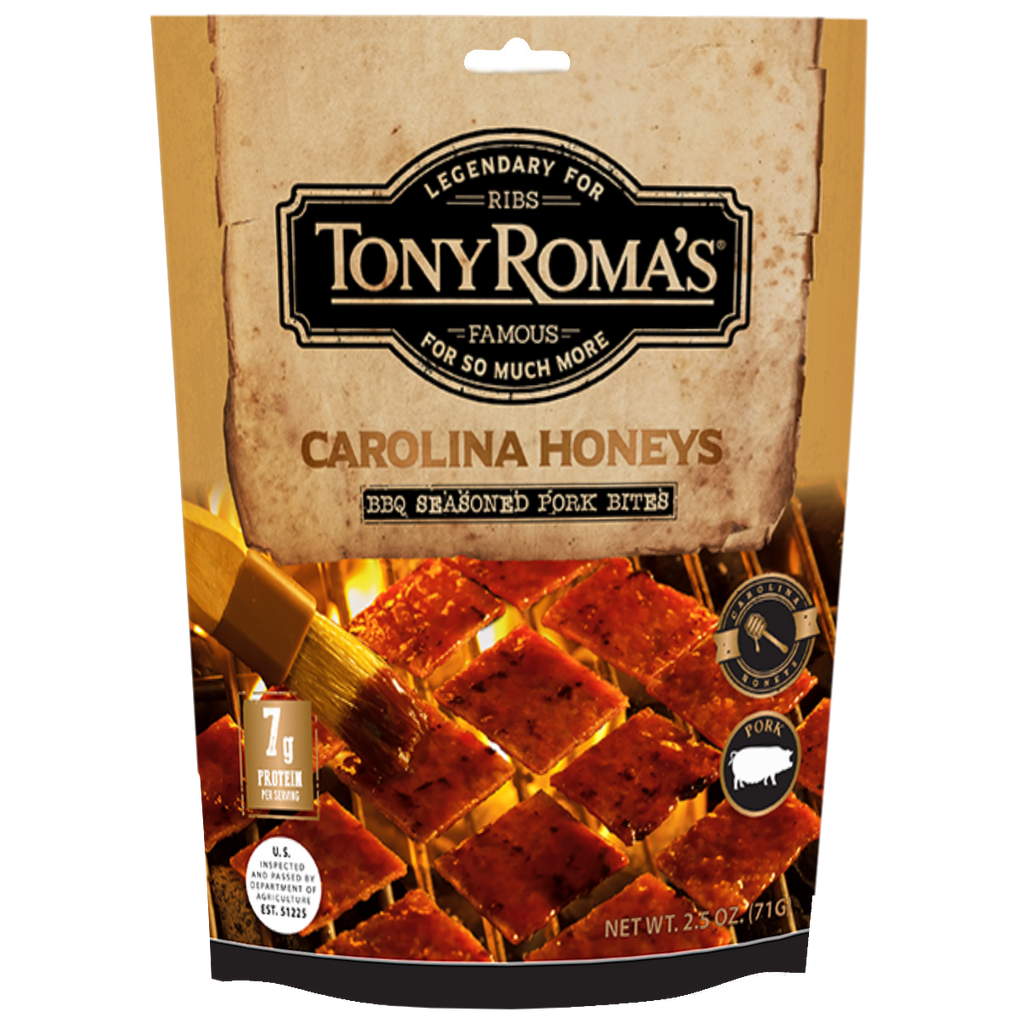 Tony Roma's Carolina Honeys BBQ Pork Bites