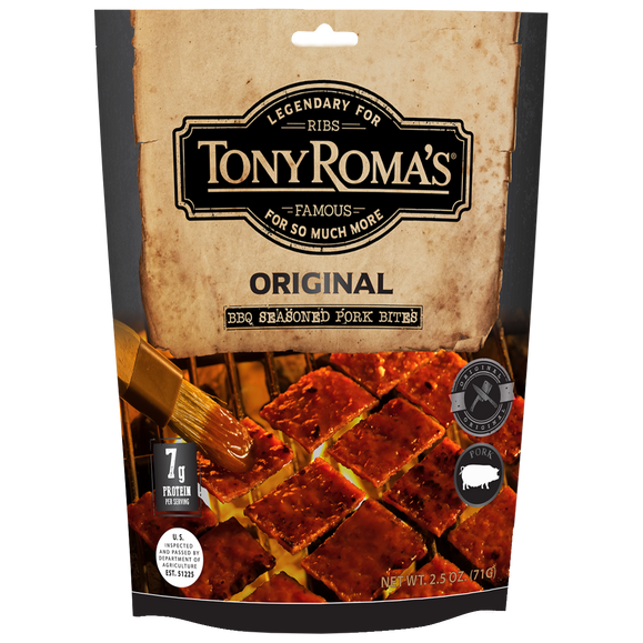 Tony Roma's Original BBQ Pork Bites
