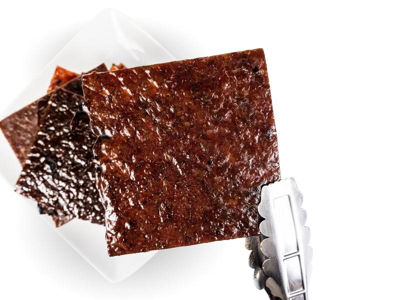 Golden Nest Beef Jerky - Honey Sriracha - 6 oz.
