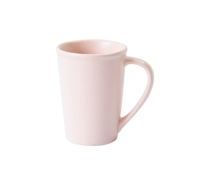 350cc Conical Mug | Soft Pink Matte Pink