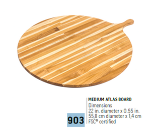 903 Specialty, Medium Atlas Board | Teakhaus