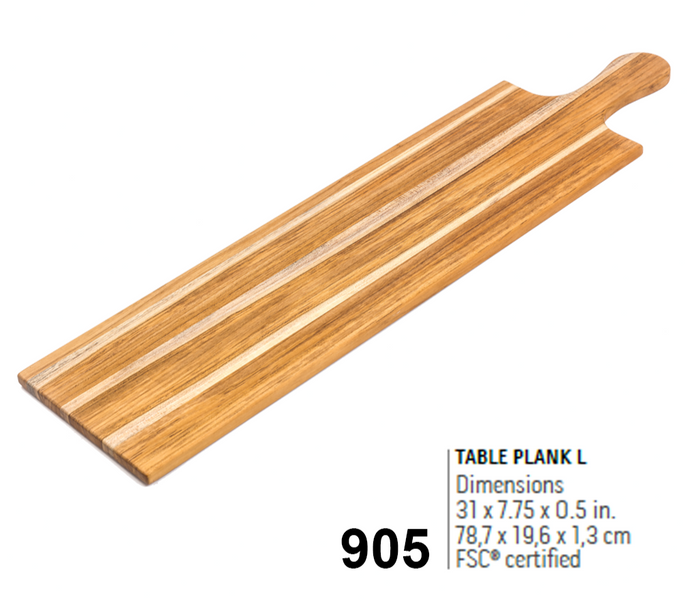 905 Specialty, Table Plank L | Teakhaus