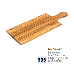 906 Specialty, Table Plank S | Teakhaus