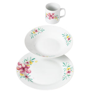 Porcelain Tableware 9 pieces | Sweet