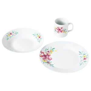 Porcelain Tableware 12 pieces | Dulce