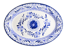 "Load image into Gallery viewer, 15"" Oval Platter 