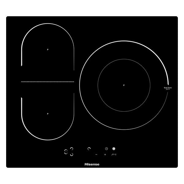 Induction Hot Plate Hisense I6337C 60 cm (3 Stoves)