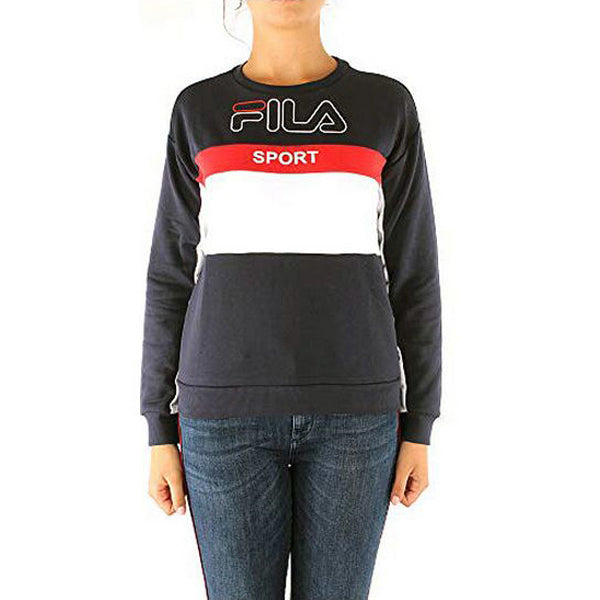 Women's Sweatshirt without Hood Fila 682853