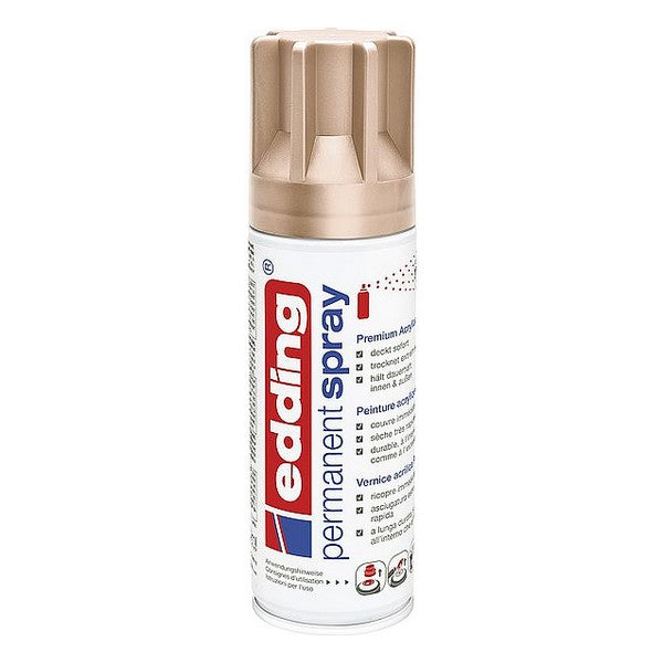 Spray paint Edding 5200 Rose gold (Refurbished A)