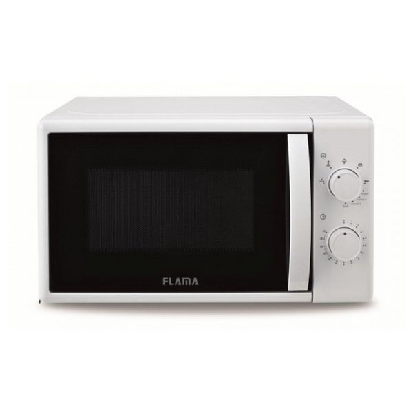 Microwave with Grill Flama 1884FL 20 L 700W White