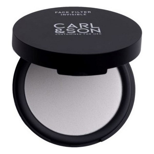 Compact Powders Face Filter Invisible Carl&son 1-transparent (7,6 g)