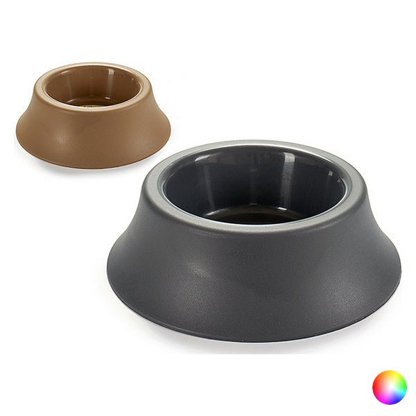 Pet feeding dish Mascow (28 x 8,5 x 28 cm)