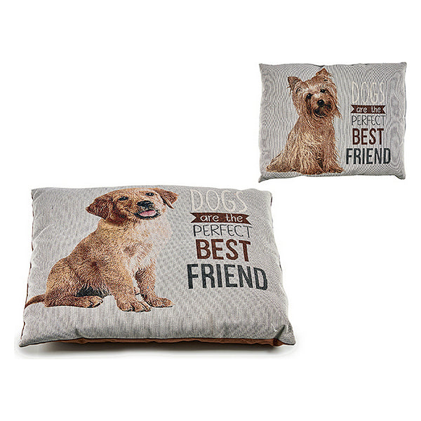 Dog Bed Mascow (61 x 11 x 47 cm)