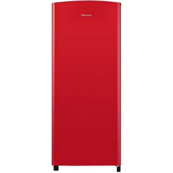 Fridge Hisense RR220D4AR2 40 dB 164 l Red (128 cm) A++ (Refurbished C)
