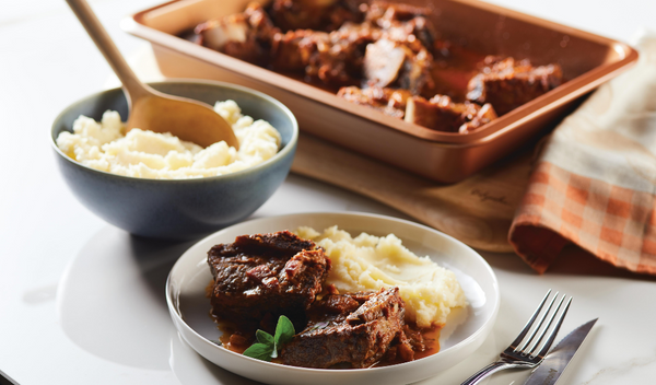 Chili Braised Short Ribs