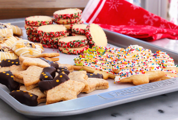 Holiday Cookies – 4 Ways