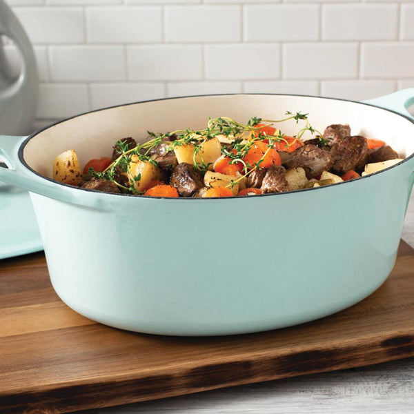 6.5-Quart Oval Dutch Oven