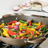 Advanced Home 14-Inch Wok with Side Handles