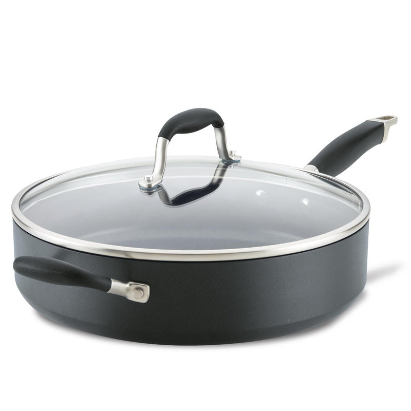 Advanced Home 5-Quart Sauté Pan with Helper Handle