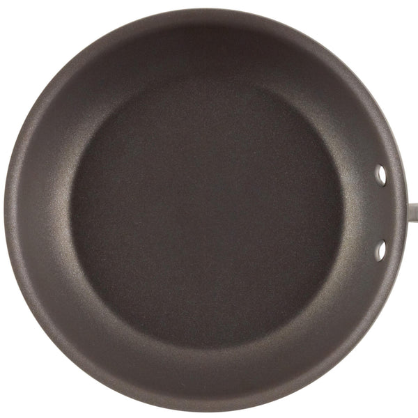 Advanced 12-Inch Deep Frying Pan with Lid