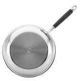 "Advanced Tri-Ply 8.5"" & 10.25"" Frying Pan Set"