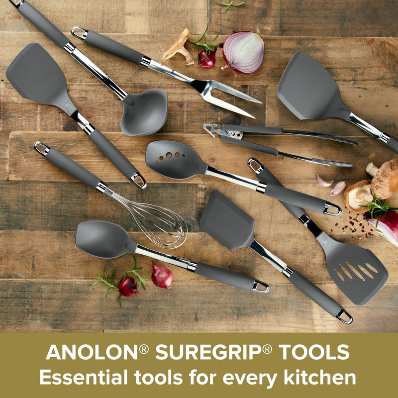 SureGrip 10-Piece Utensil Set