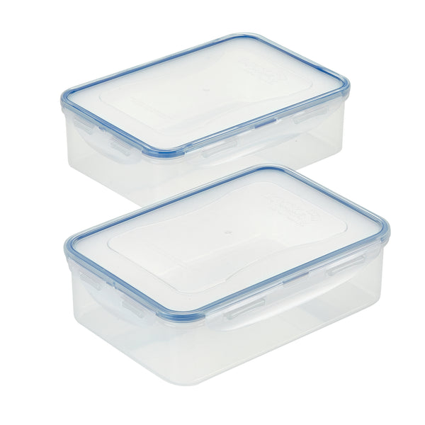 Easy Essentials 2-Piece 54-Oz. Rectangular Container Set