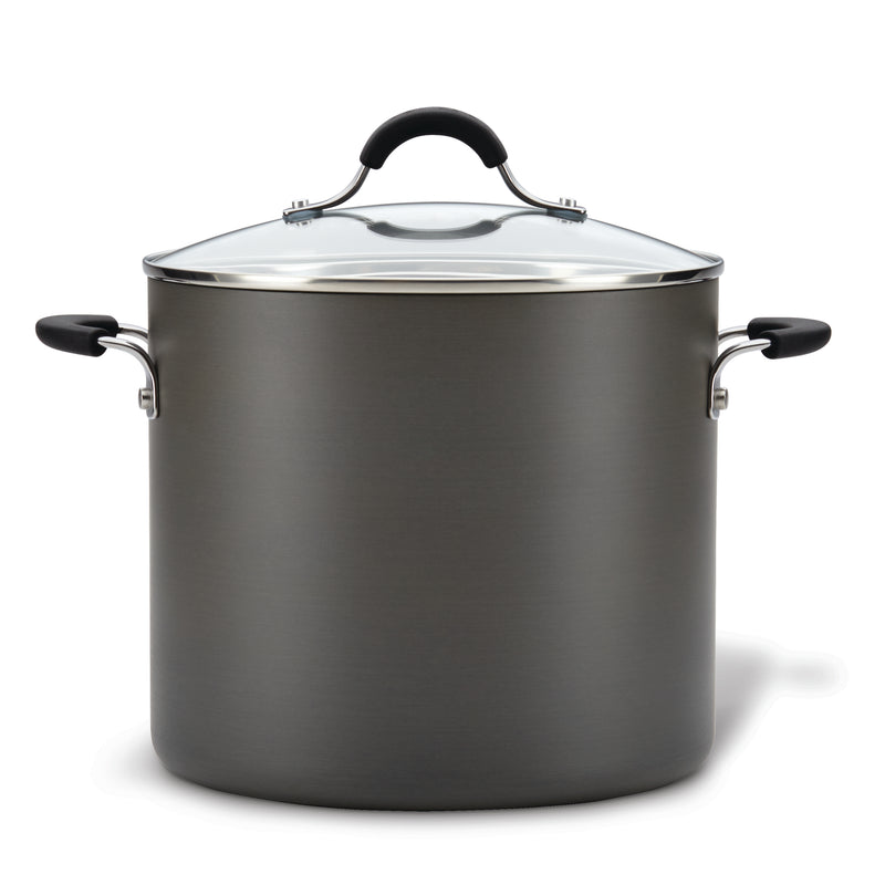 Innovatum Hard Anodized 10-Quart Stockpot