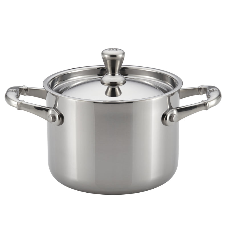Symphonia Prima 4-Inch Covered Mini Soup Pot